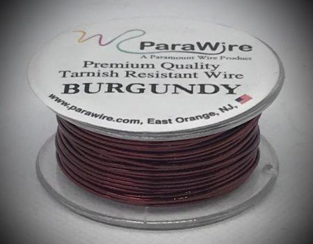 Burgundy Premium Quality Wire