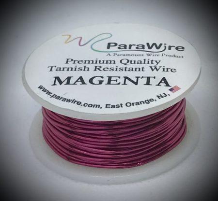Magenta Premium Quality Wire