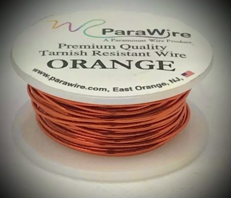 Orange Premium Quality Wire