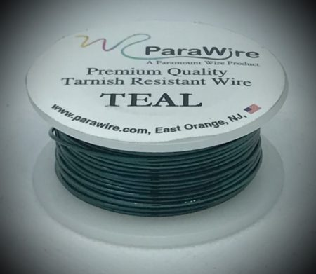 Teal Premium Quality Wire