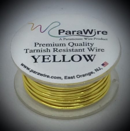 Yellow Premium Quality Wire