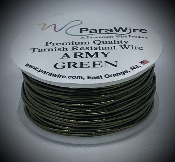 Army Green Premium Quality Wire