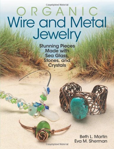 Organic Wire and Metal Jewelry