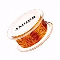amber jewelry craft wire for ParaWire