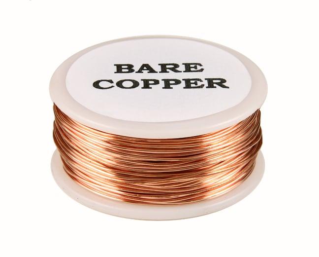 Bare Copper Wire Parawire