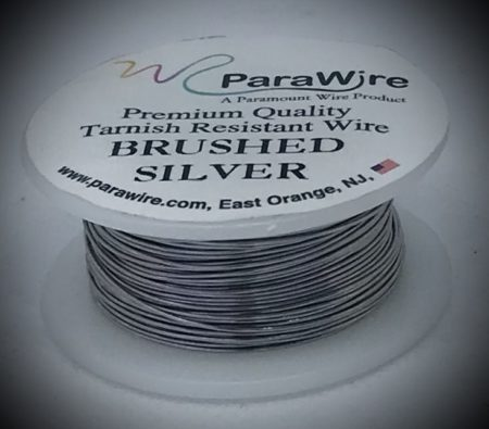 Brushed Silver Premium Quality Wire