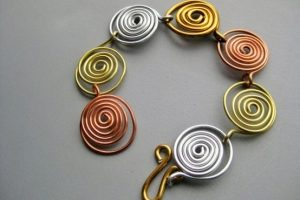 Bare Brass Wire