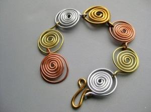 Bare Brass Wire