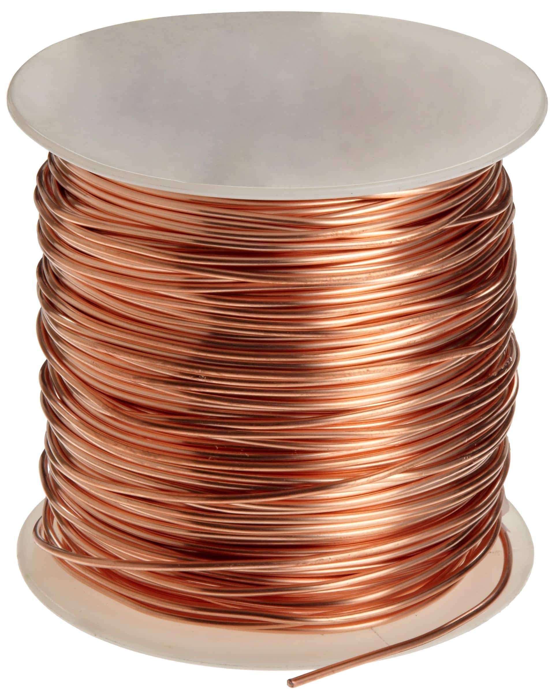 premium solid copper wire