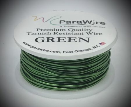 Green Premium Quality Wire