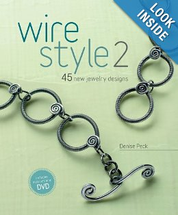 Wire Style 2 45 Unique Jewelry Designs Dvd Included