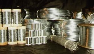 galvanized wire products
