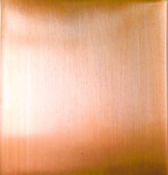 metal sheets in copper, brass, jeweler's bronze, and German/nickel silver