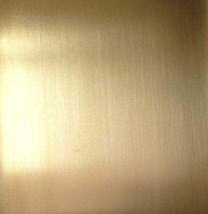 Rich Low Brass Sheet Metal
