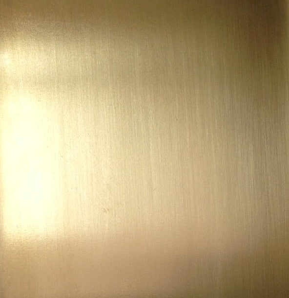 Metal Sheets In Copper Brass Gold Brass And German