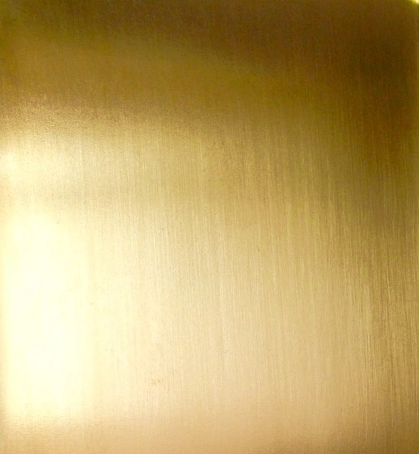 Yellow Brass Sheet