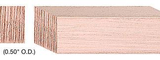 Square Copper Rod