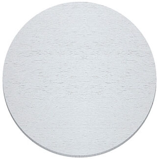aluminum circle flat