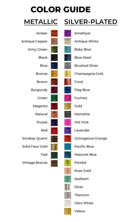 wire color guide