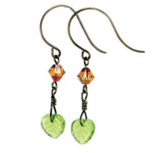 wire earring jewelry