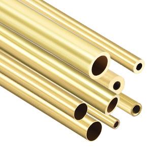round brass tubes