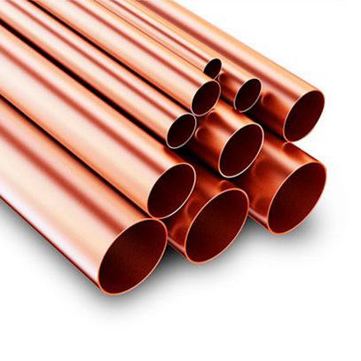 round copper tubes